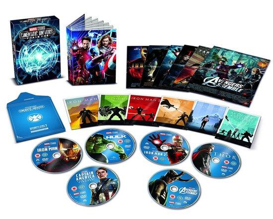 Marvel Studios Cinematic Universe: Phase One