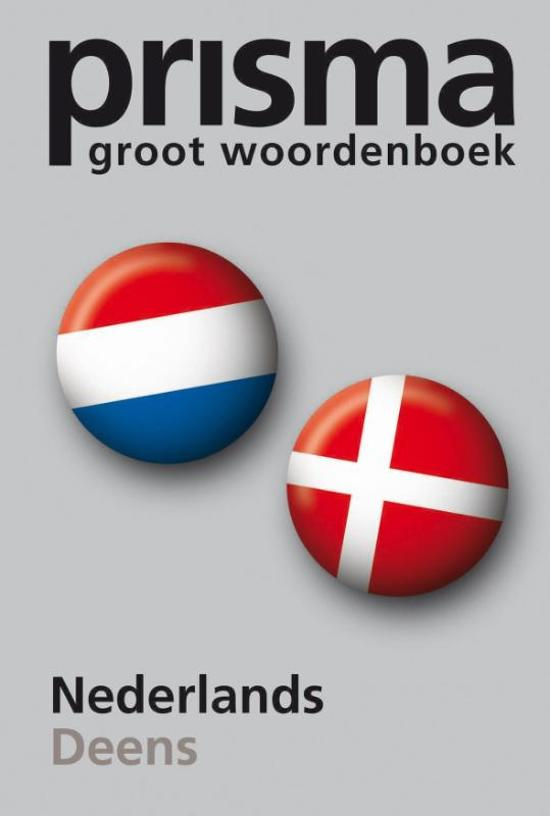 Prisma groot woordenboek Nederlands-Deens