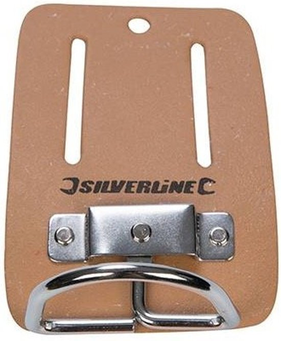 Silverline Hamerhouder 100 x 50 mm
