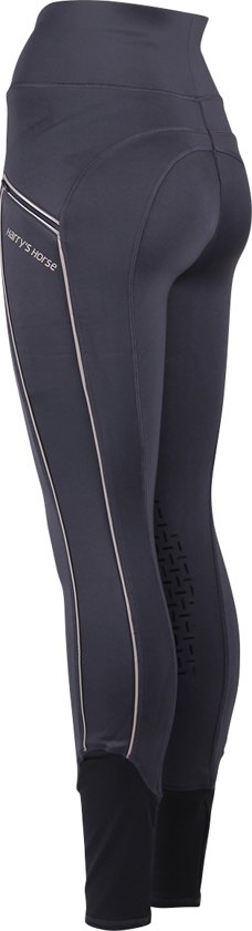 Harry's Horse Rijlegging  Equitights Kids Kniegrip - Dark Blue - 152