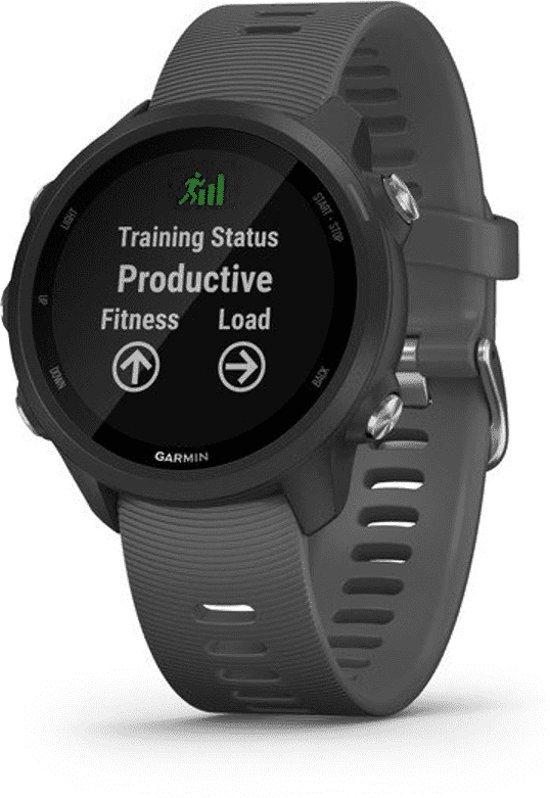 Garmin Forerunner 245 - GPS Smartwatch - Zwart/Grijs