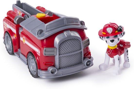 PAW Patrol Transforming Vehicle-Marshall