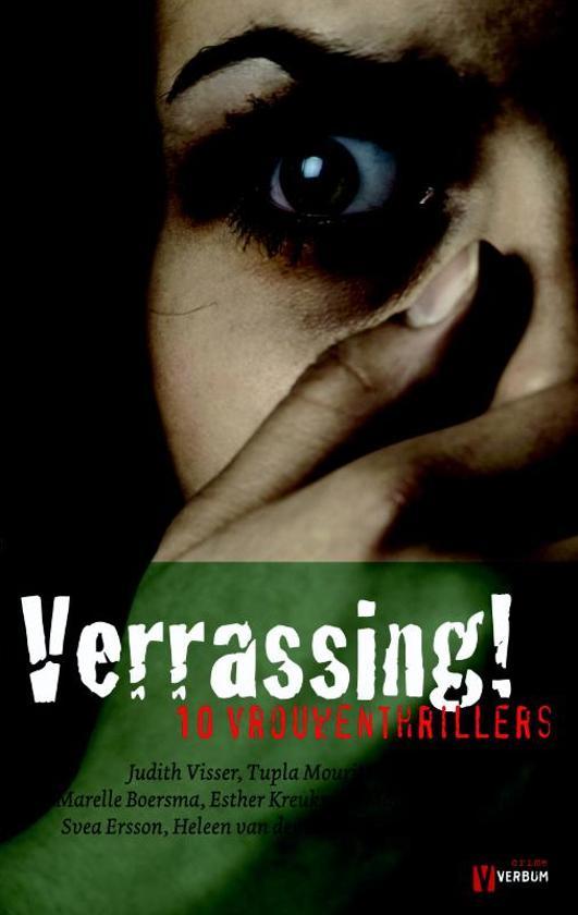 Boek cover Verrassing! van Judith Visser (Paperback)