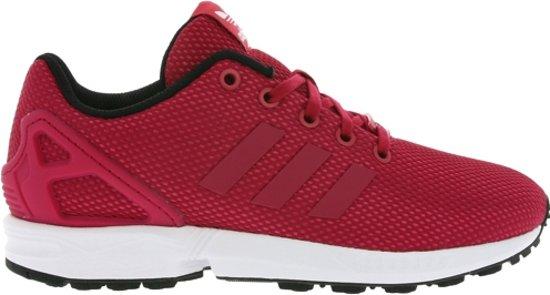 adidas zx flux rood zwart