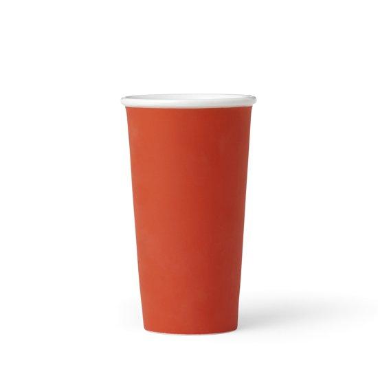 Viva Scandinavia Emma Thee-/Koffiebeker - 450 ml - Oranje