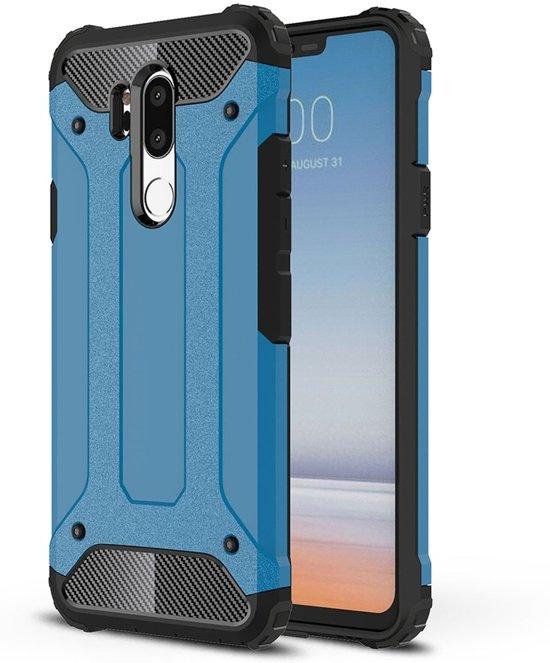 Mobigear Tough Armor Blauw LG G7 ThinQ