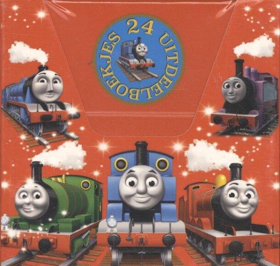 Thomas en zijn vriendjes 24 Uitdeelboekjes