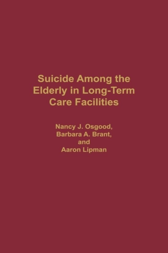 suicide and the elderly To learn more about elderly suicide, call the national suicide prevention lifeline at 1-800-273-talk (8255) this free, federally-funded service is available to anyone, 24 hours a day, 7 days a week all calls are confidential.