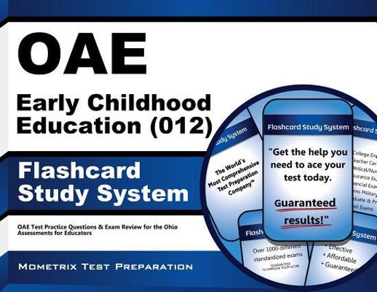 Afbeelding van het spel Oae Early Childhood Education 012 Study System