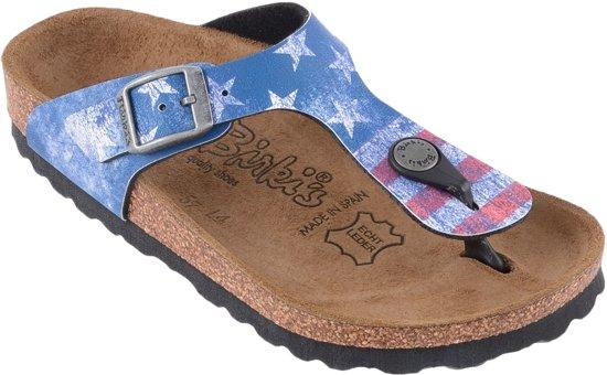 | Birkenstock Gizeh USA Slippers Kinderen
