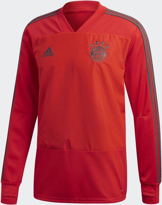 2208bd07ee7 adidas FC Bayern München Trainingstrui 2018-2019 Heren - Red/Utility Ivy