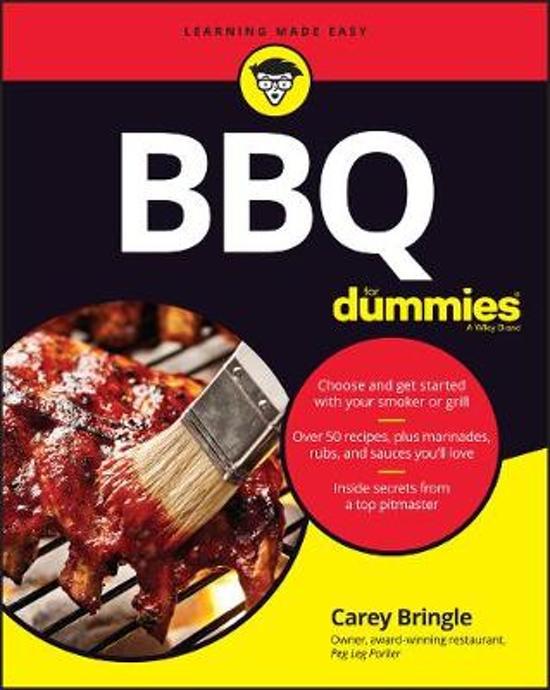 Afbeelding van BBQ For Dummies