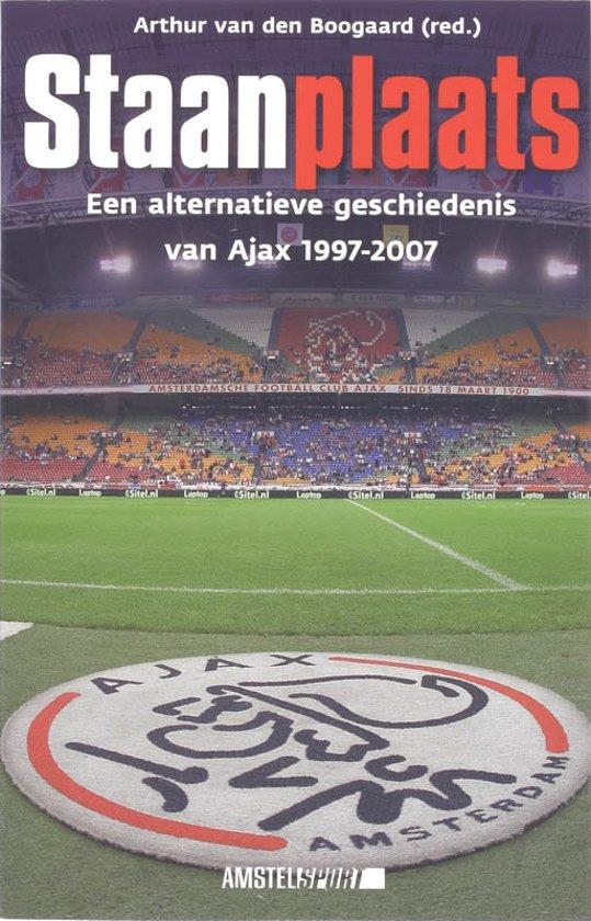 Boek cover Staanplaats van Arthur van den Boogaard (Paperback)