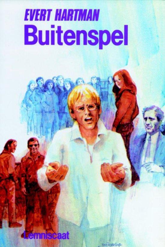 Boek cover Buitenspel van Evert Hartman (Hardcover)