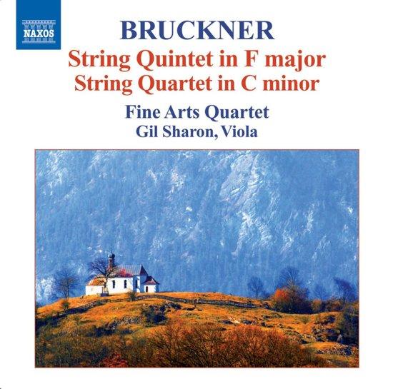 Fine Arts Quartet / G.Sharon - String Quintet / String Quartet
