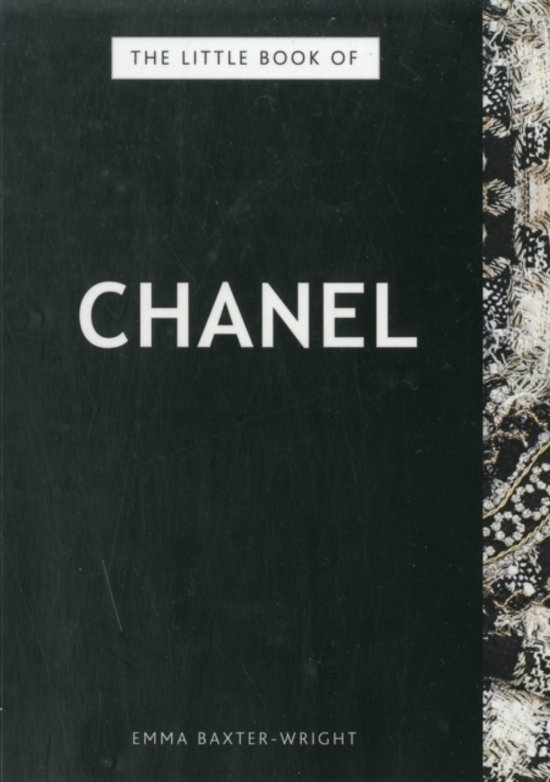 Boek cover The Little Book of Chanel van Emma Baxter-Wright (Hardcover)