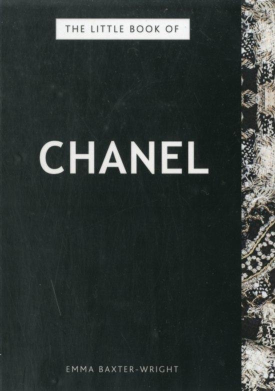 Boek cover The Little Book of Chanel van Emma Baxter-Wright (Onbekend)