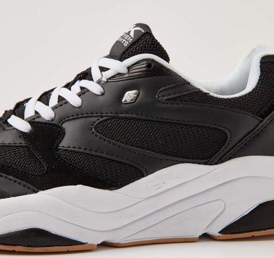 British 43 Heren Sneakers Atom Maat Knights LaagZwart 3ALqR54j
