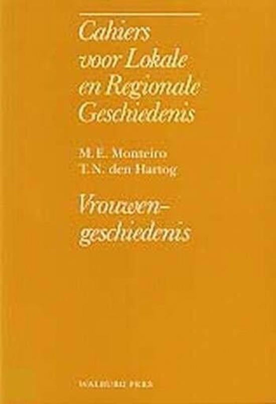 VROUWENGESCHIEDENIS. - Monteiro pdf epub