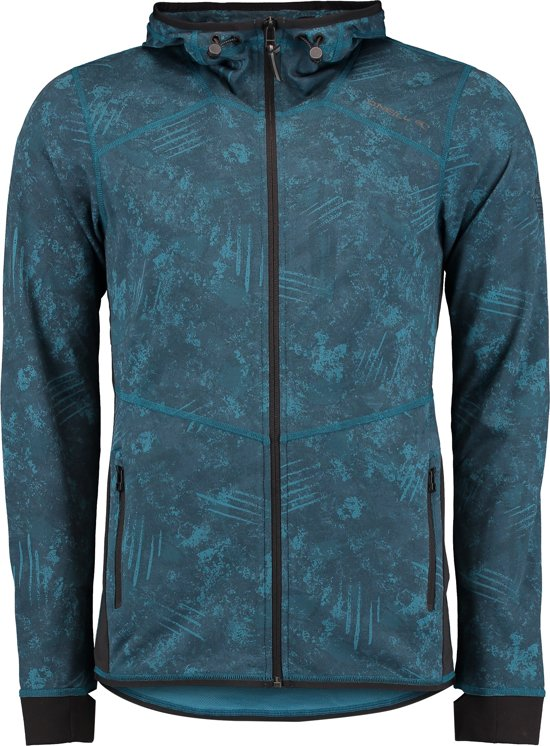 O'Neill Sporttrui Easy Action - Blue Aop - Xxl