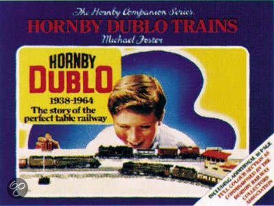 Boek cover The History of Hornby Dublo Trains, 1938-1964 van Richard J. Foster (Hardcover)