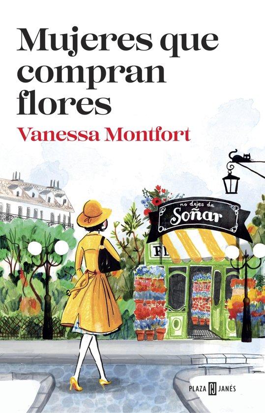 Bolcom Mujeres Que Compran Flores Ebook Vanessa Montfort