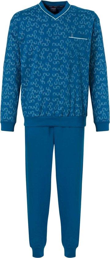 Bolcom Robson Heren Pyjama Steelblue