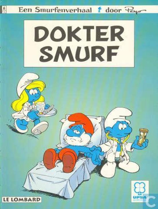 De smurfen - Dokter smurf
