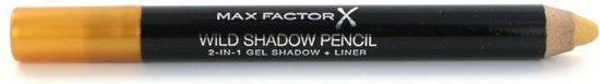 Max Factor Wild Shadow Oogpotlood - 40 Brazen Gold