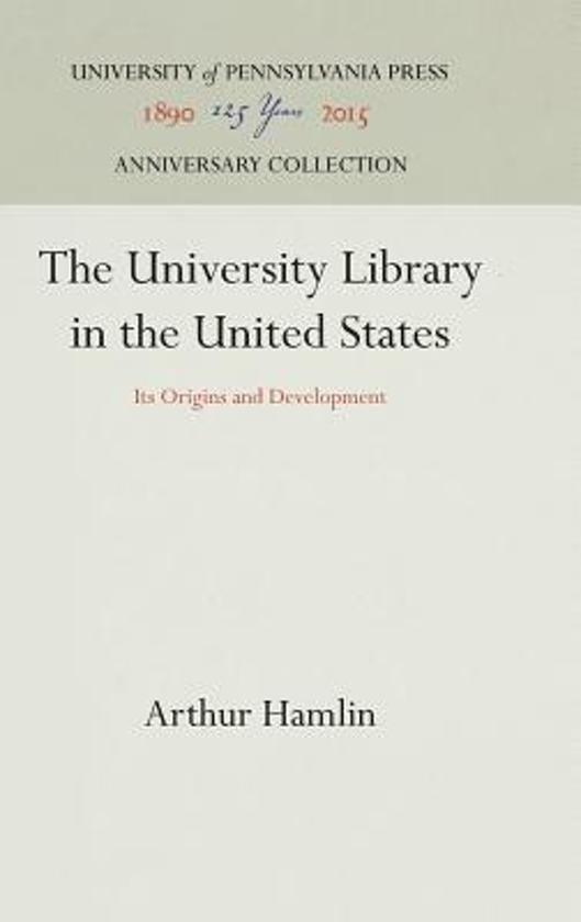 University Library in the United States
