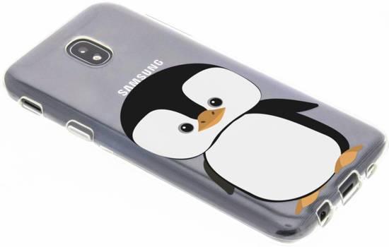 Pingouin Étui En Silicone Design Pour Samsung Galaxy J5 (2017) 47b1uiw