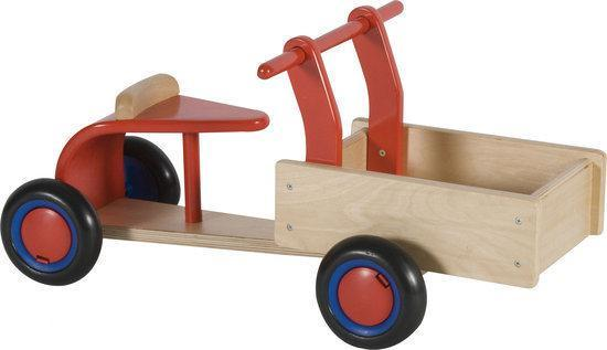 Bakfiets Hout