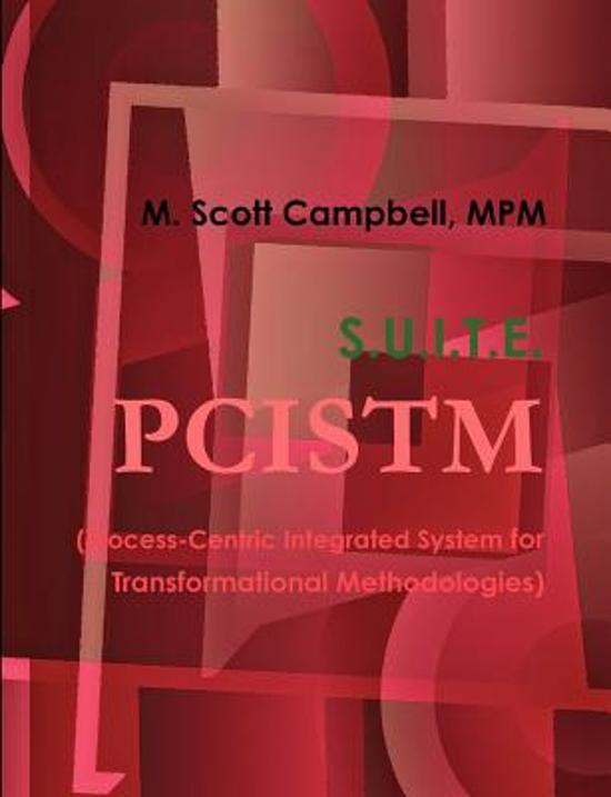 PCISTM - Advanced Project Management