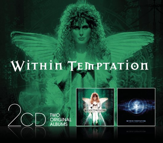 CD cover van Mother Earth / Silent Force van Within Temptation