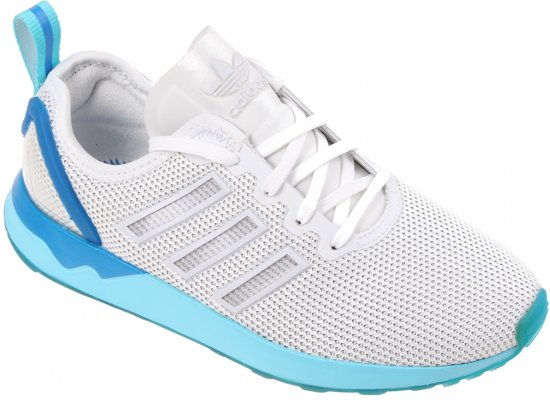 9ed8def447ad1 Adidas Sneakers Zx Flux Adv Heren Wit Mt 43 1 3