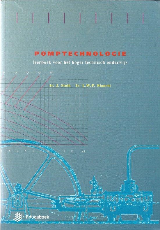 Boek cover Pomptechnologie van Johannes Maarten Stolk (Paperback)