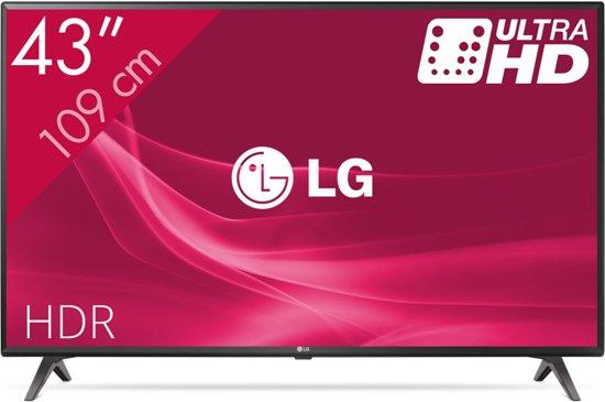 Platte Tv Kast.Bol Com Lg 43uk6300 4k Tv