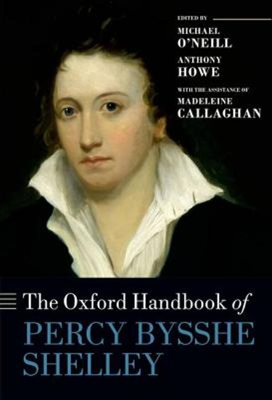 Bol The Oxford Handbook Of Percy Bysshe Shelley Madeleine