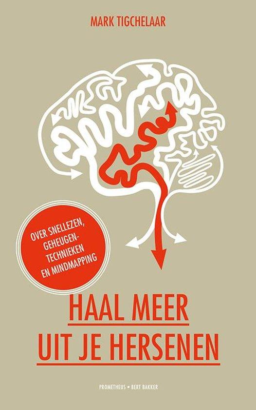 Boek cover Haal meer uit je hersenen van Mark Tigchelaar (Paperback)