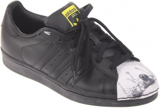 Sneakers Pharrell Williams Zwart Jongens Adidas Superstar 5LA4Rj