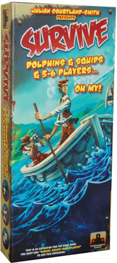 Afbeelding van het spel Survive Escape From Atlantis Dolphins & Squids & 5-6 Players Oh My