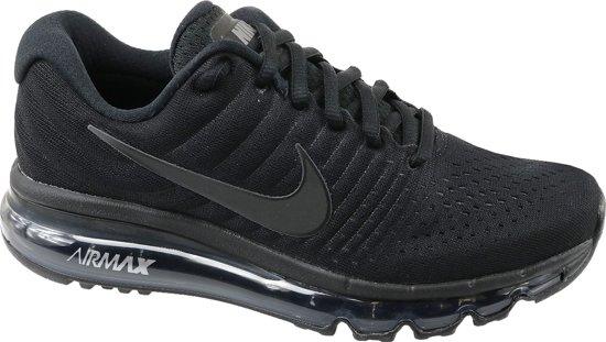 Nike Sneakers Air Kinderen Zwart 2017 Max m8wvn0N