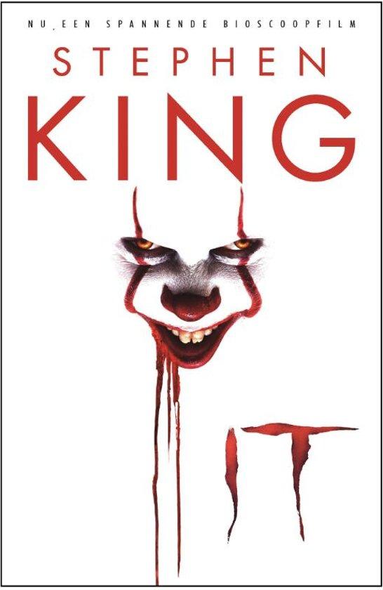Boek cover It - filmeditie van Stephen King (Paperback)