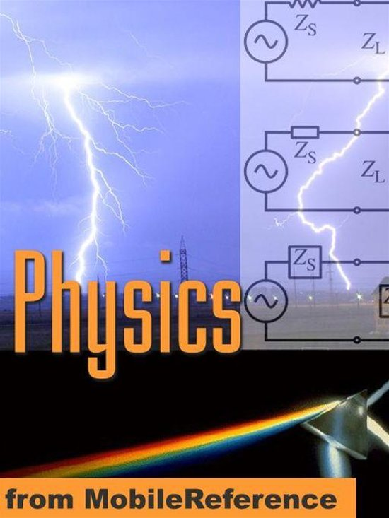 physics formulas and tables mobilereference
