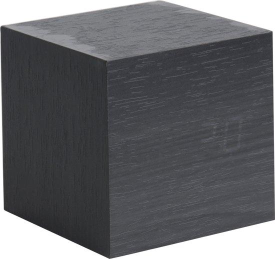Karlsson Cube Wekker 11 x 28 cm