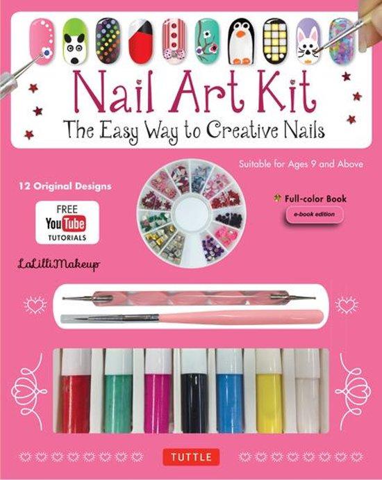 Bol Nail Art Ebook Ebook Lalillimakeup 9781462919475 Boeken
