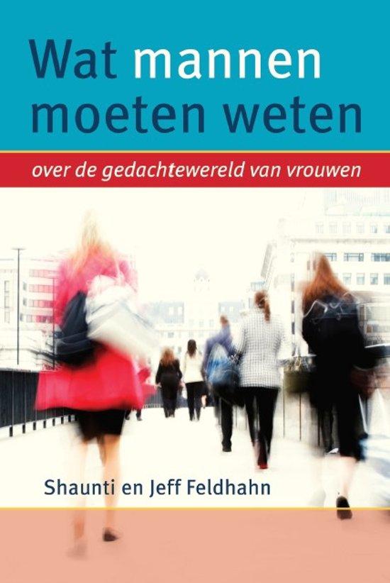 boek over mannen en vrouwen