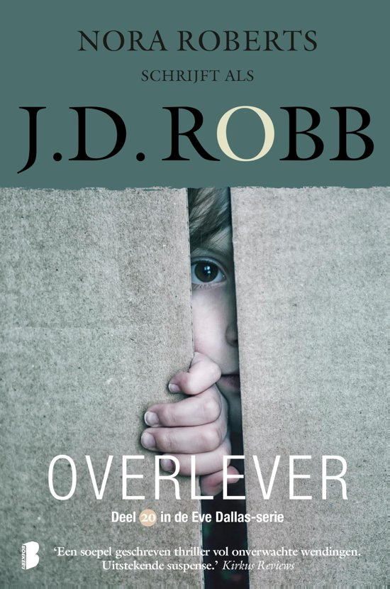 Boek cover Eve Dallas 20 - Overlever van J.D. Robb (Paperback)