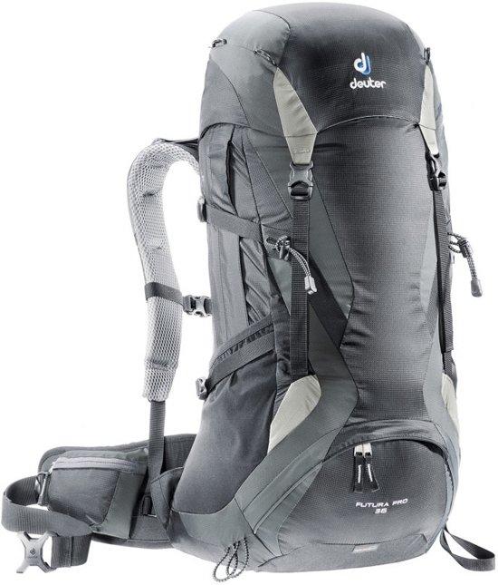 verkoopt redelijke prijs stabiele kwaliteit bol.com   Deuter Futura Pro - Backpack - 36 Liter - Zwart;Grijs
