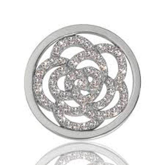 Nikki lissoni C1010 ss Sprarkling swarovski silver plates s